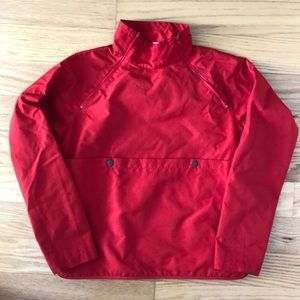 Calvin Klein, red jacket, small
